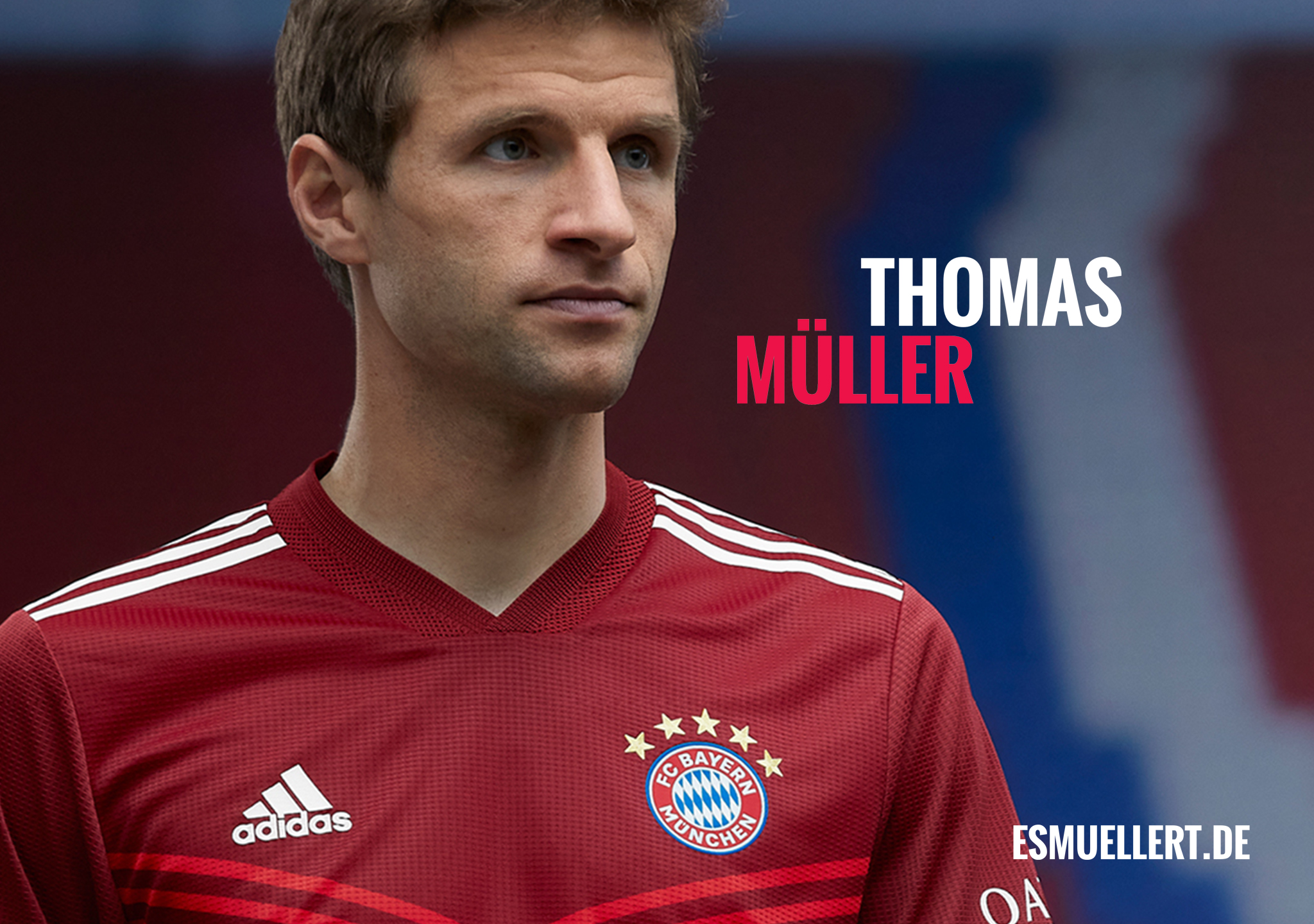 Thomas Müller - OFFICIAL HOMEPAGE